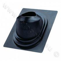 Fóliagallér fekete 100-125 mm