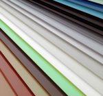 Színes alumínium síklemez 2000 mm x 1000 mm x 0,6 mm